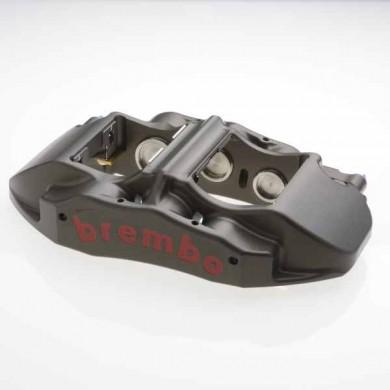 Brembo Racing 6-ти поршневой тормозной суппорт XA6H701