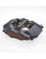 Brembo Racing 4 Kolben FORGED Sattel XA7G114