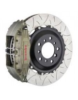 Brembo Club Racing Bremsanlage CHEVROLET Corvette C6 Front (Excluding Z06, Grand Sport) 3K2.8031E