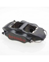 Brembo Racing 4 Piston F3 Caliper XA6S001
