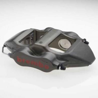 Brembo Racing 4 Kolben FORGED Sattel XA83051