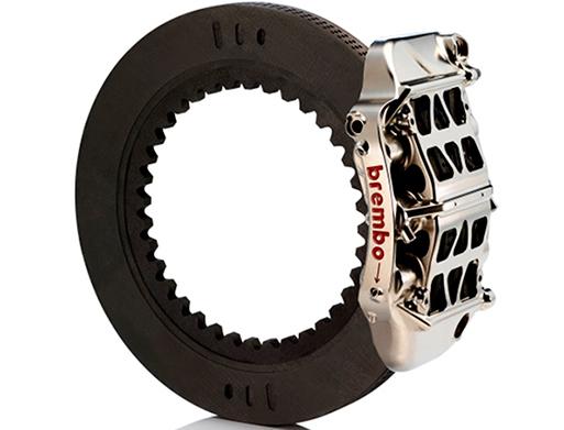 brembo racing bremssceibe sattel